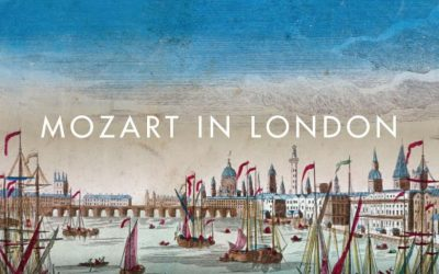 Mozart in London on Record Review