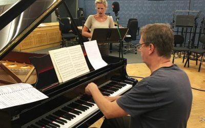 Ian Page on BBC Radio 3 In Tune