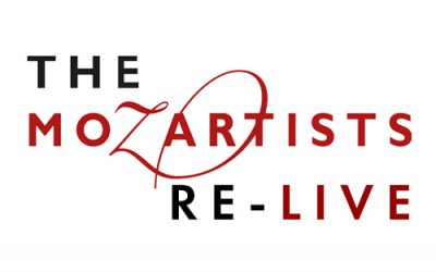 The Mozartists' 'RE-LIVE' – Concert Downloads